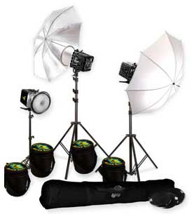 Portrait Photography Equipment