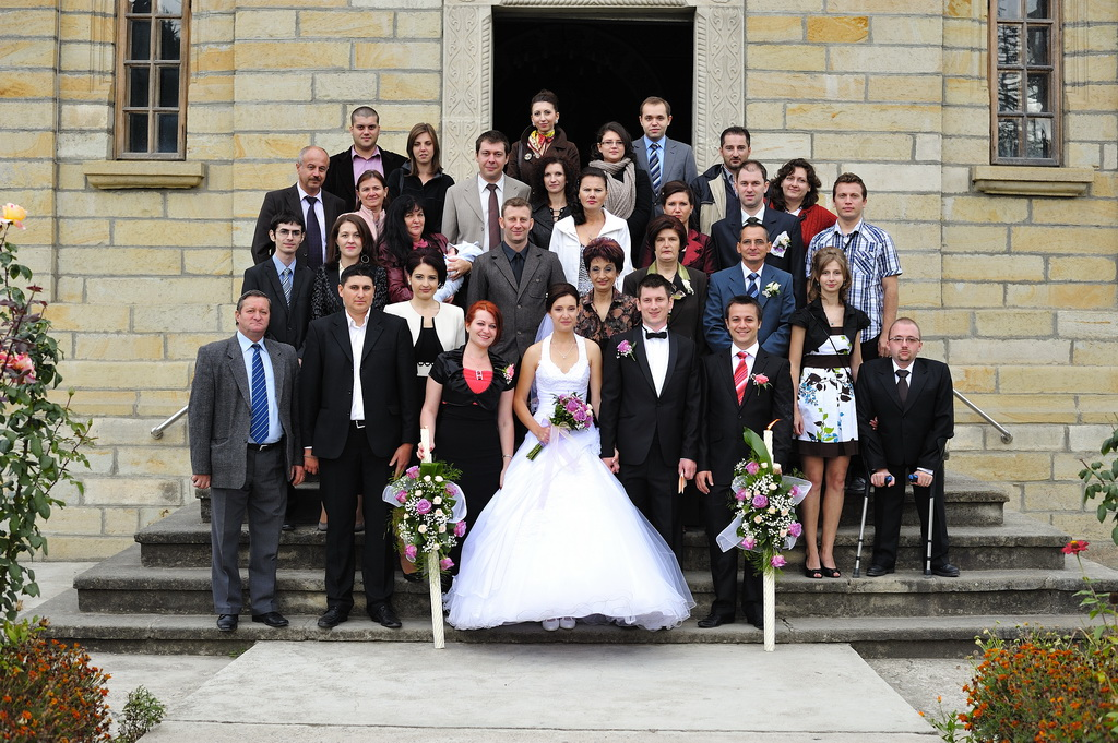 Wedding Photography - Group Photo