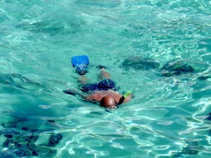 Snorkeling and Photography