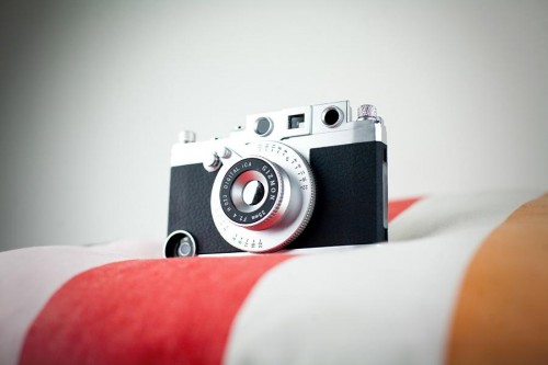 iPhone Rangefinder Case